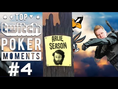 Top Twitch Poker Moments - Ep. 4