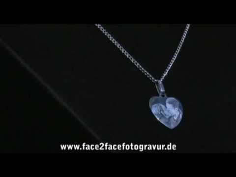 Foto Anhänger Silber (Herz)