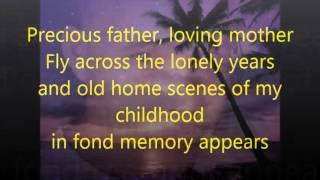 Precious Memories without lyrics [TM]