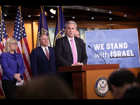 MIGA: GOP Leaders Unite To Address Growing Anti-Semitism Crisis | Politics