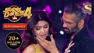 "Dev और Anjali साथ साथ फिर Ek बार ""Dil Ne Ye Kaha Hai Dil Se"" पर | Super Dancer 4 | सुपर डांसर 4"