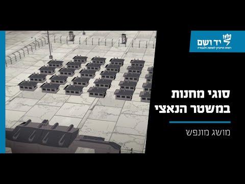 מושג בתולדות השואה: מחנות