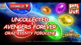 MCOC Polska - Sheldor Live Stream - Avengers Forever Uncollected -  Initial Run