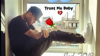 Chris Brown - Trust Me Baby 1 (new sad song 2019)