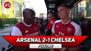 Arsenal 2-1 Chelsea | Aubameyang Is World Class! (Jake)