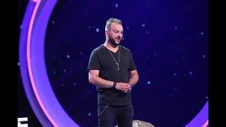 """Mentalistul Simion R. Ștefan, călătorie în lumea de dincolo cu jurații: """"Felicitări, așteptam să.."""""""