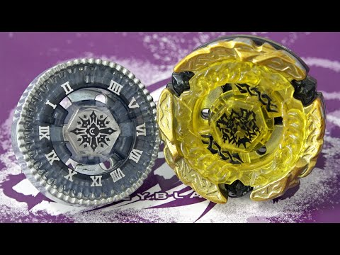 BATTLE: Twisted Tempo 145WD VS Hades Kerbecs BD145DS - Beyblade Metal Masters