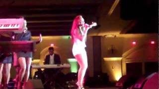 "Chante Moore performs ""Never Let You Go"" Live at BB Jazz New Years Eve."