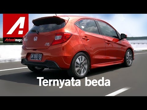 Honda Brio 2018 Review & Test Drive di Bali