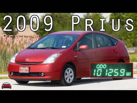 2009 Toyota Prius Review - What Happens After 100,000 Miles?
