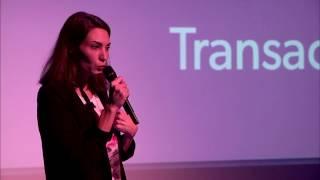 Cécile Monteil - La Blockchain : un jeu d
