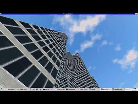 SKYSCRAPERSIM SKYSCRAPER SIMULATOR City DTAnd Part #1