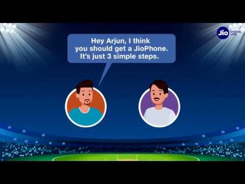 JioPhone Match Pass | Refer and Win Free Data this T20 season