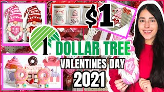 BEST DOLLAR TREE VALENTINES DAY PRODUCTS 2021│ DOLLAR TREE HAUL