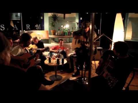 Carl Martin - Skinny Little Bastard Live in Sarm Studio's