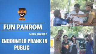 Encounter Prank in Public | Fun Panrom with Sheriff | FP#15 |Smile Mixture