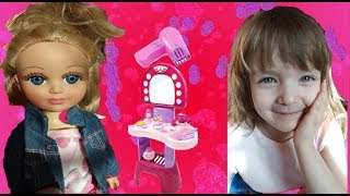 Milana Pretend play and New Make up toys