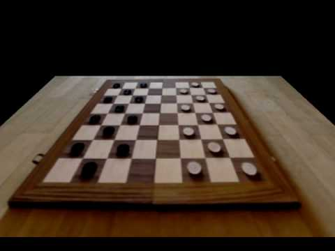 Spielanleitung Brettspiel Dame
