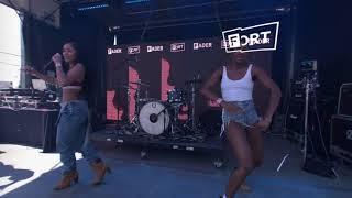 Saweetie SXSW FaderFORT Performance