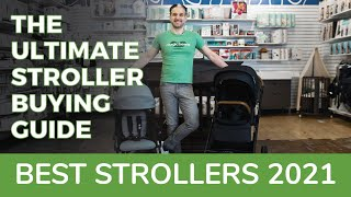 Best Strollers 2021 - The Ultimate Stroller Buying Guide | Single | Double |Jogging - Magic Beans