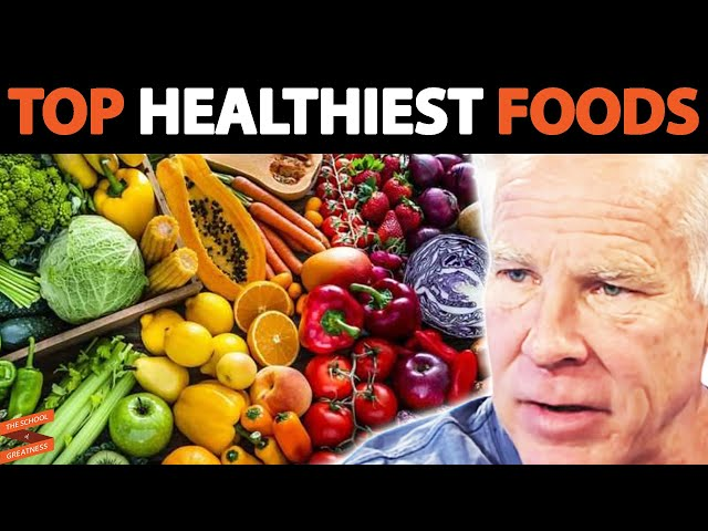 Health Doctors Share The SUPER FOODS YOU NEED To Eat To AGE IN REVERSE | Lewis Howes Video