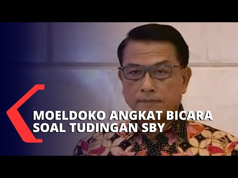 Moeldoko Tepis Tudingan SBY Soal Isu Kudeta Demokrat