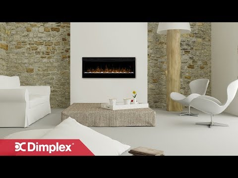 How to Install a Linear Electric Fireplace | Dimplex