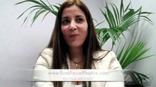 A patient describes her experience with a revision rhinoplasty performed by Houston facial plastic surgeon, Dr. Etai Funk.