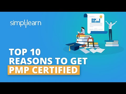 10 Reasons To Get PMP Certification | Why You Should Get PMP ...