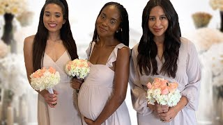 Being Bridesmaids for a Day!! (Beauty Trippin)
