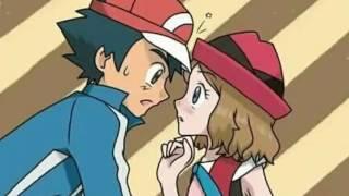 Ash x serena amourshipping siempre estaran juntos