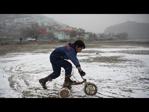 Χιόνια στην Καμπούλ