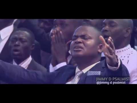 Mighty Man of War - Jimmy D Psalmist. LIVE