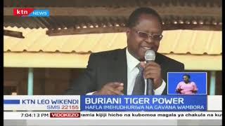 Mtu aliyezingatiwa kuwa na nguvu zaidi, Conrad Njeru (Tiger Power) amezikwa