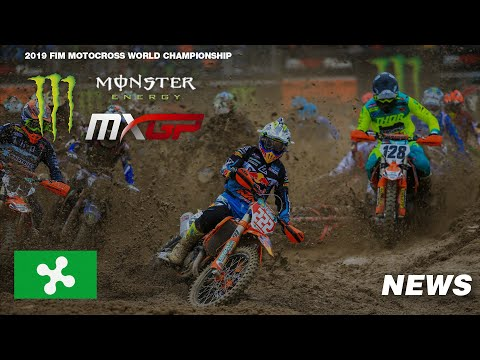 News Highlights - Monster Energy MXGP of Lombardia 2019