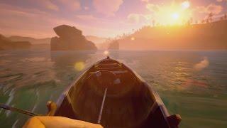 RIDGE — Ужастик на выживание с открытым миром! (60 FPS) Pre-Alpha