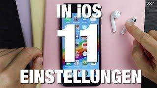 11 Einstellungen in iOS 11 die du überprüfen solltest! - dooclip.me