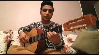 Alik - Mutlu Sonsuz Guitar #2o16.