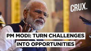 PM Modi: Coronavirus Crisis Will Be A Turning Point For India To Become Atmanirbhar  ALIYA GHOSH PHOTO GALLERY   : IMAGES, GIF, ANIMATED GIF, WALLPAPER, STICKER FOR WHATSAPP & FACEBOOK #EDUCRATSWEB