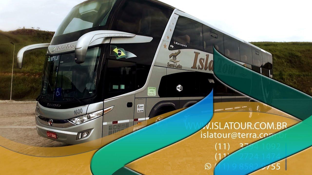 INSTITUCIONAL ISLA TOUR