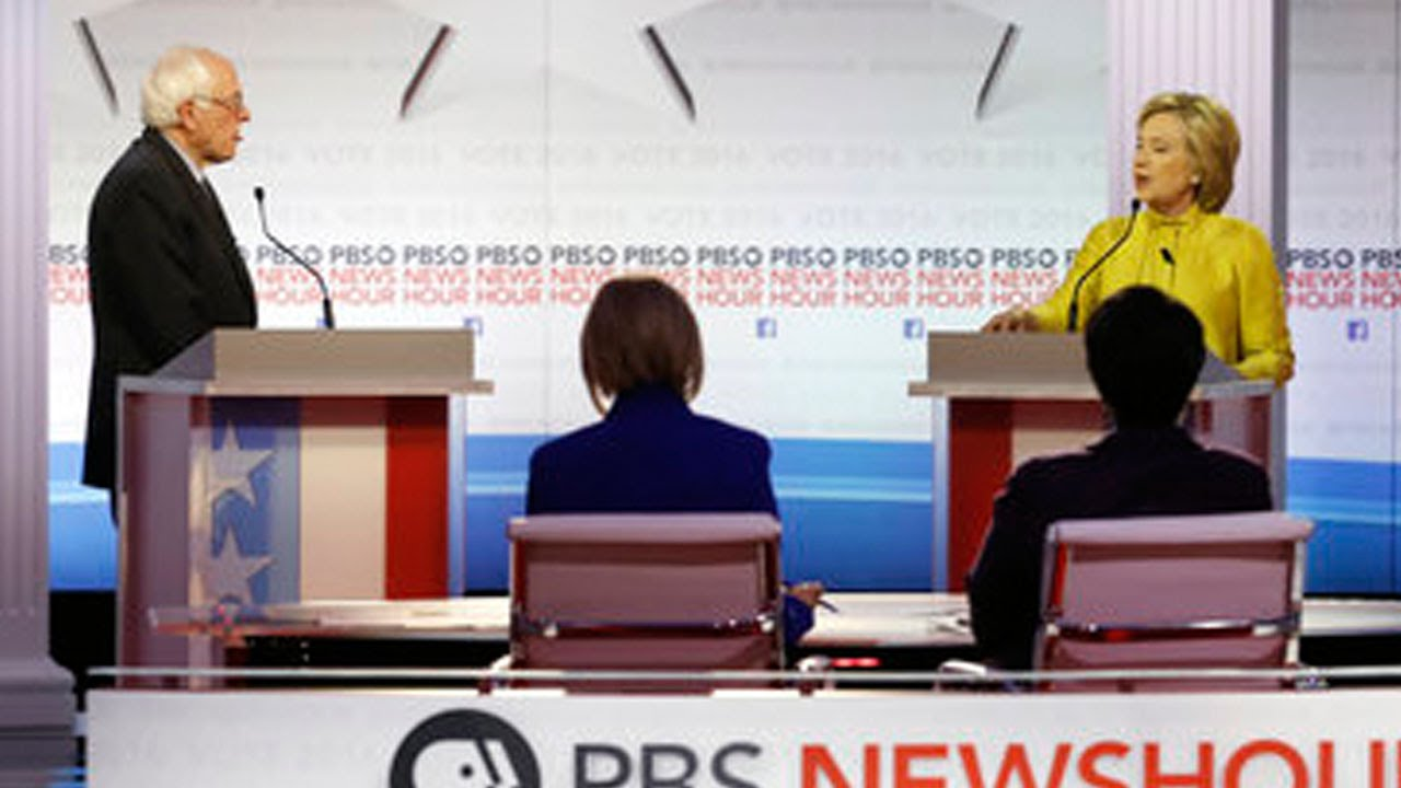 Who Won The PBS NewsHour Democratic Debate? thumbnail