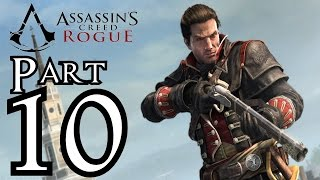 ► Assassin's Creed : Rogue | #10 | Le Chasseur! | CZ Lets Play / Gameplay [1080p] [PC]