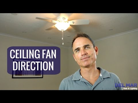 What Is The Proper Ceiling Fan Direction Best Ceiling