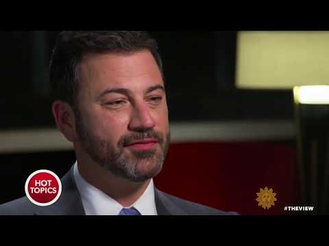 How Jimmy Kimmel, Jimmy Fallon Handle Politics | The View