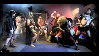 Barbarion - My Rock (Official Video)