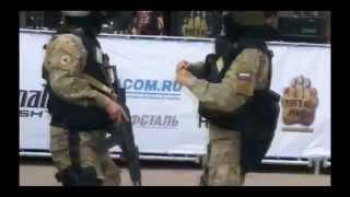 Русская армия в танце
