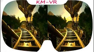 3D-VR VIDEOS 304 SBS Virtual Reality Video google cardboard 2k