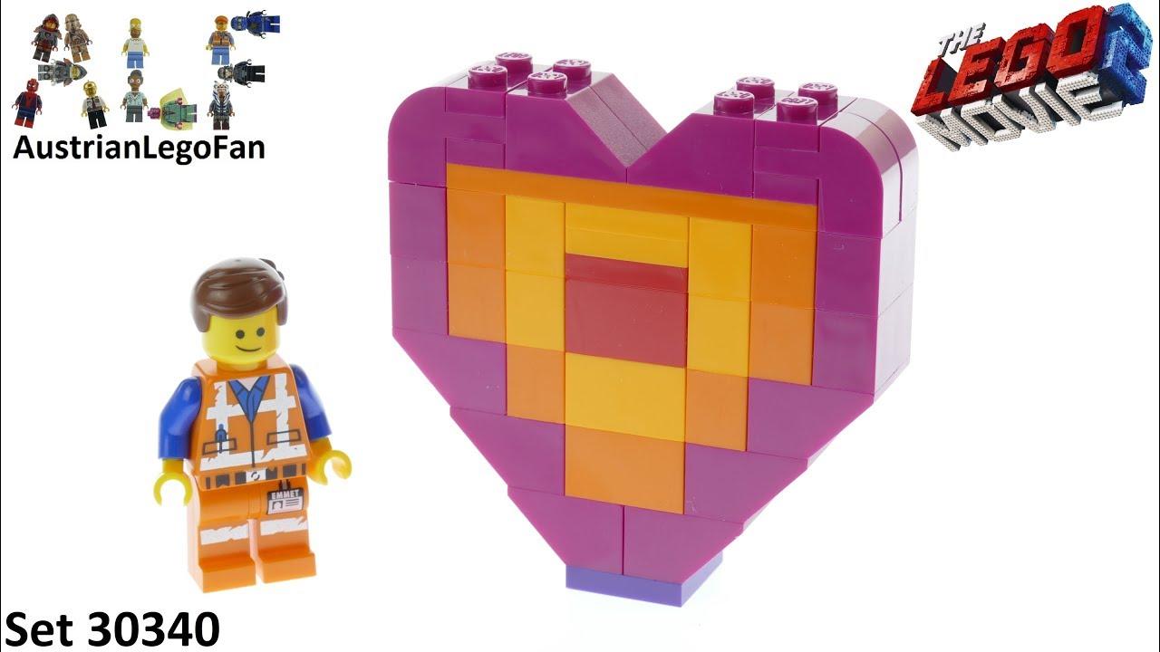 Lego Movie 2 30340 Emmet´s Piece Offering Speed Build
