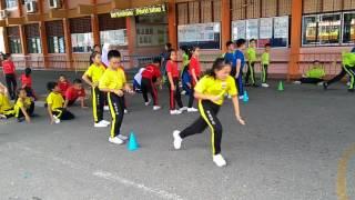 PJ 3 Biru SJK(C) Yuk Yin