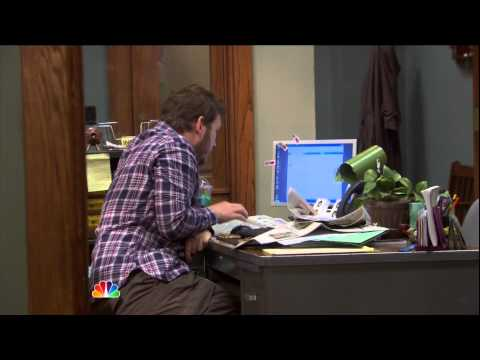Parks and Recreation 4.11 (Clip)